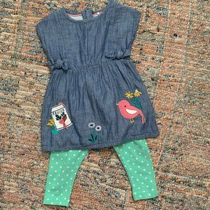 Marks & Spencer Two-Piece Set | 9-12m